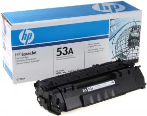 Reprint.by - Заправка картриджа Q7553A  для HP LJ P2014 / P2015 в Минске с выездом. Доступные цены. Гарантия качества.