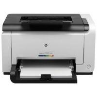 Заправка картриджа HP Color LaserJet CP1025
