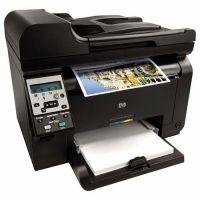 Заправка картриджа HP Color LaserJet Pro 100 M175