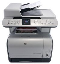 Заправка картриджа HP LaserJet CM1312 mfp