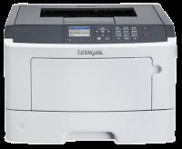 Заправка картриджа Lexmark MS417dn