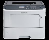 Заправка картриджа Lexmark MS617dn